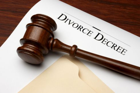 Divorce decree drawn up by a family law attorney in Anchorage, AK