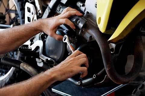experience motorbikes the bike doctor repairs