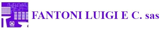 FANTONI LUIGI E C. sas - LOGO