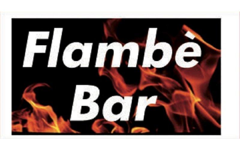 Flambé Bar