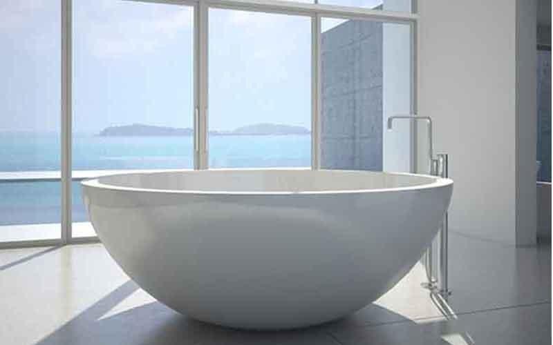 commercio vasche da bagno