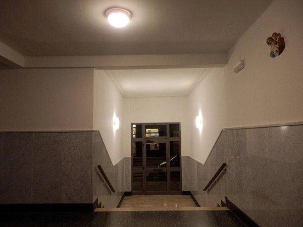 ingresso condominio