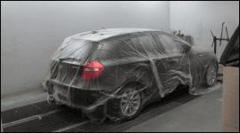 verniciatura carrozzeria auto