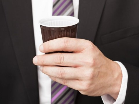 Distributore automatcio caffe