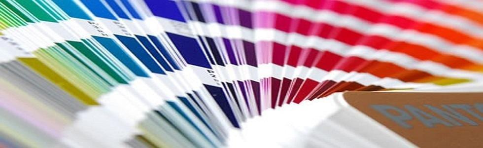 Pantone di colori