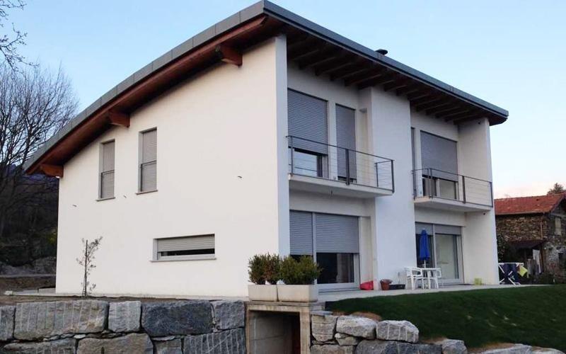 Costruzioni residenziali Piemonte
