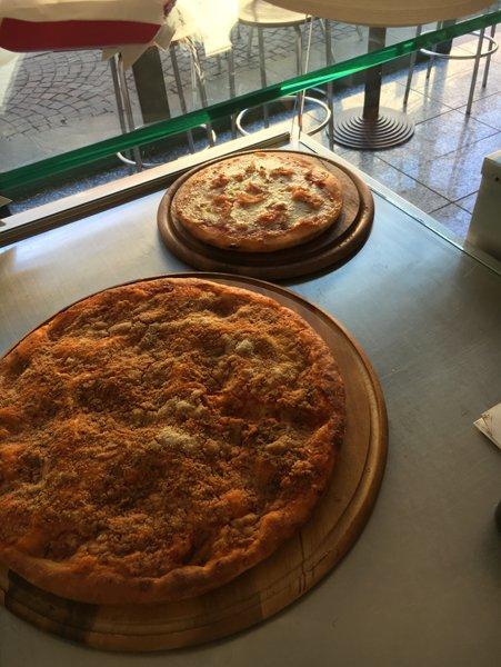 Pizza deliziosa a Cirié