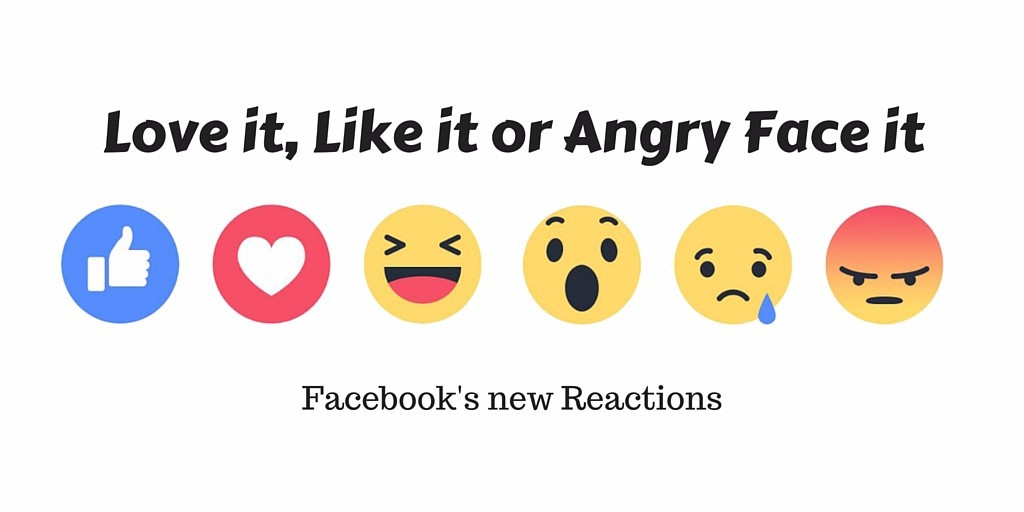 how to change like button on facebook