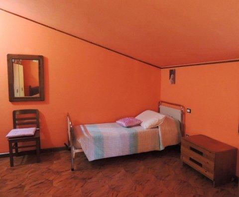 stanze ampie e confortevoli