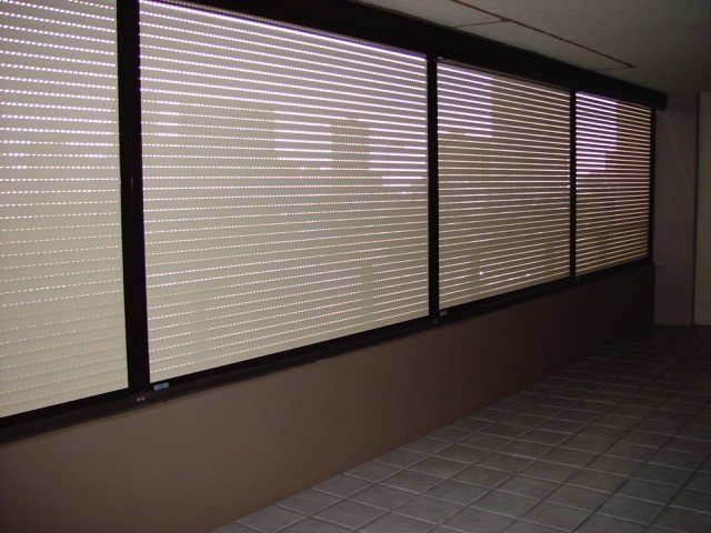 Quality rolling shutters