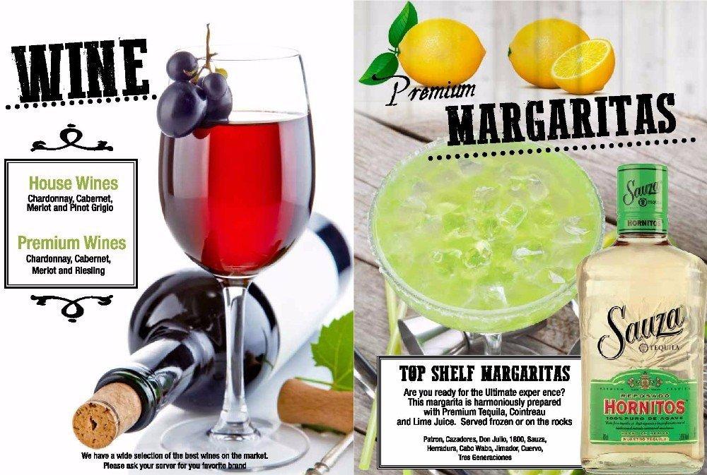 Wine & Margaritas