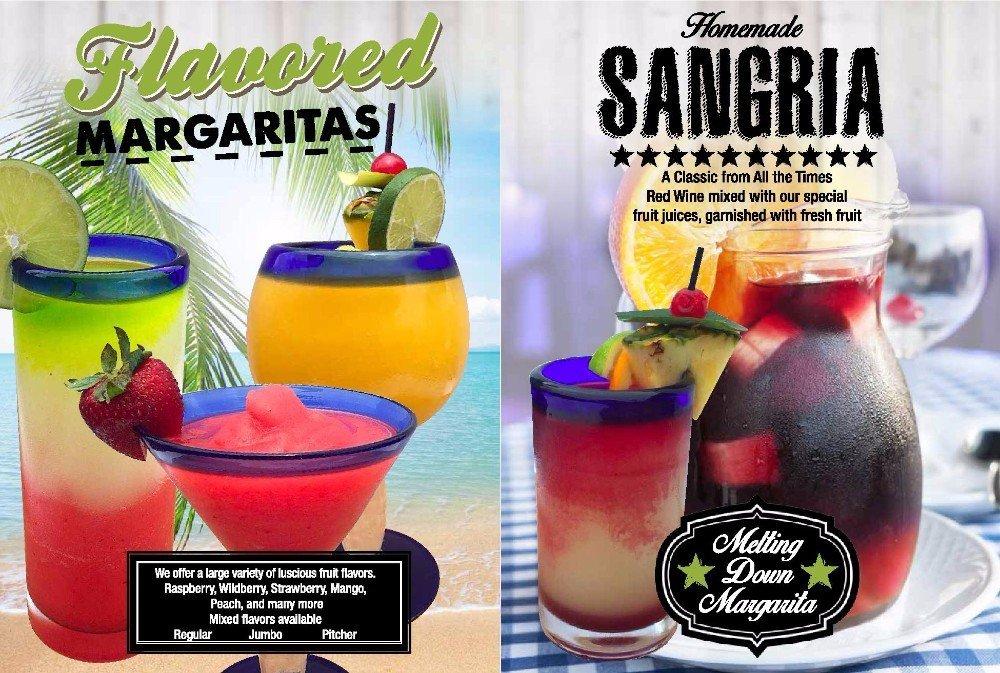 Margaritas & Sangria
