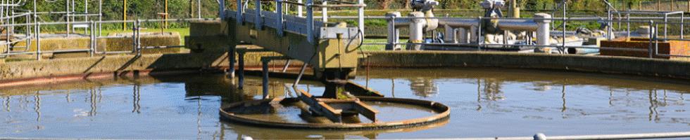 vasca per depurazione acque