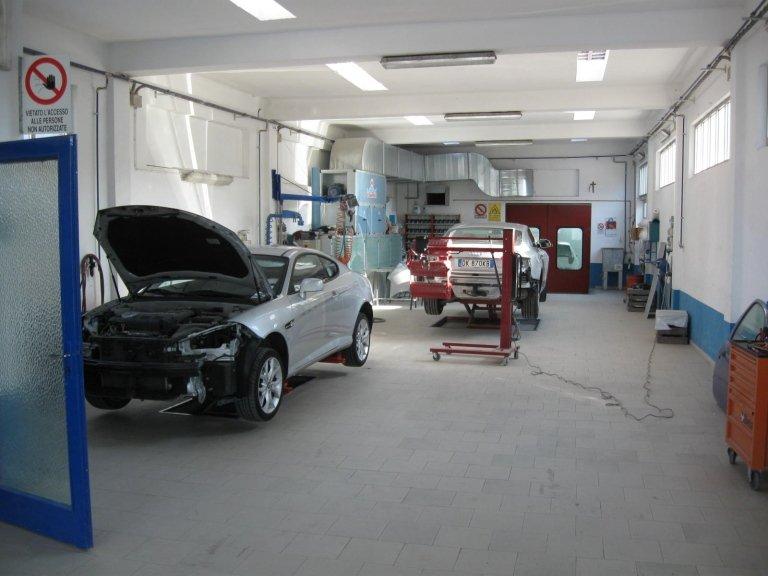 interno carrozzeria