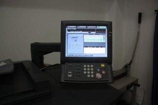 dettaglio fotocopiatrice professionale