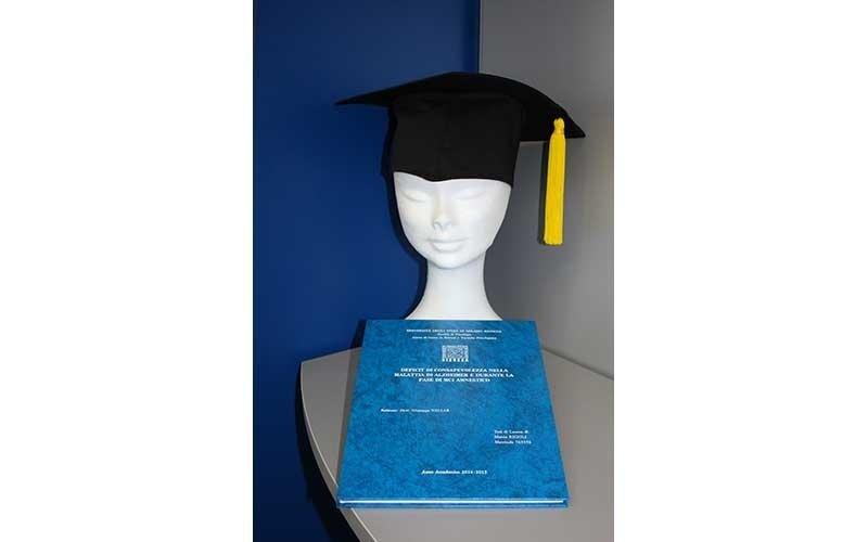 cappello laureando