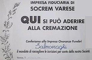 servizi cremazione