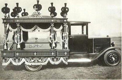 autovetture per trasporto salme