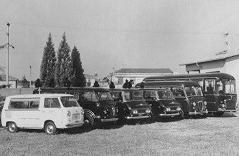 auto epoca trasporto salme