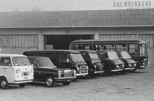 autovettura trasporto salme