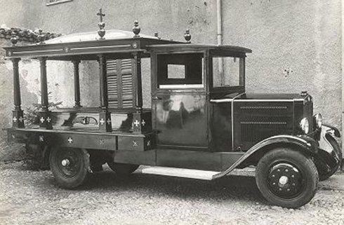 auto funebre storica