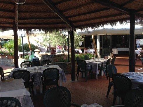 Ristorante Bernardo Punta Ala - La Veranda - Visual Site
