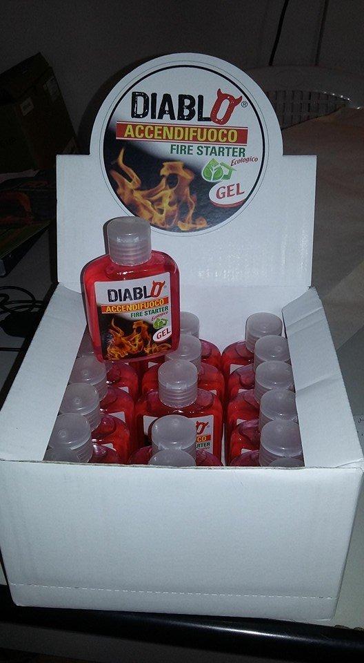 accendifuoco Diablo