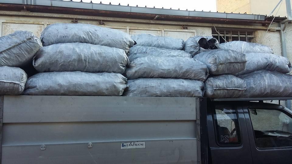 sacchi di carbone