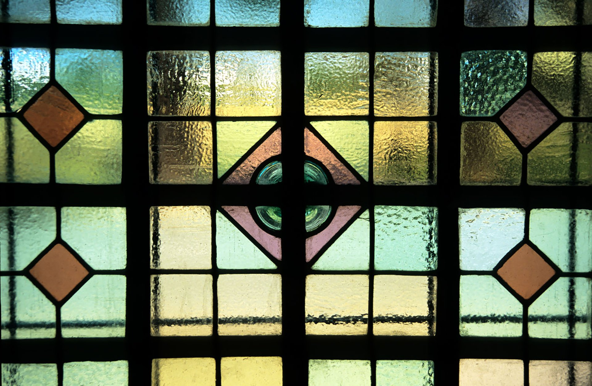 glazed design window