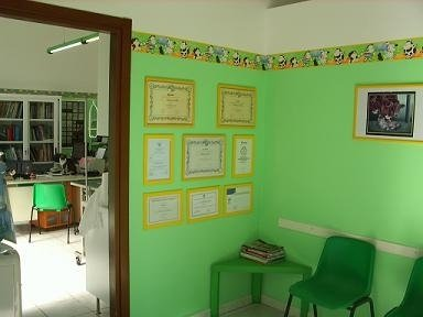 sala veterinaria