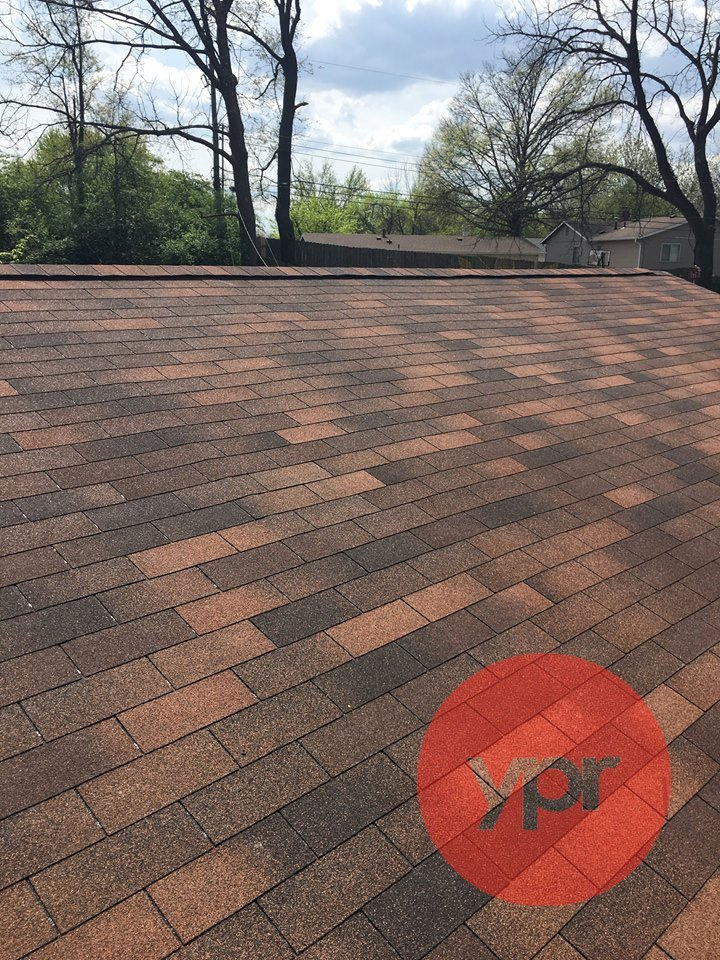 Past Roofing project