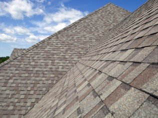 residential shingle roofing make in wall