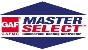GAF Master Select Commercial Roofing Contractor - Logo