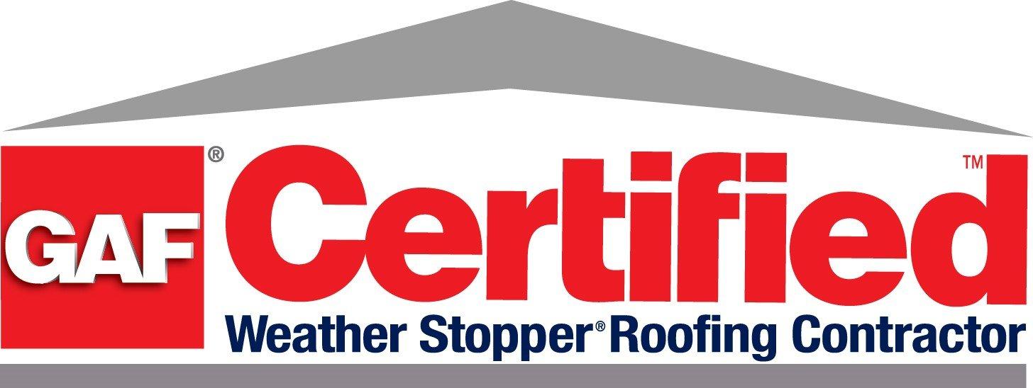 GAF Certified-Logo