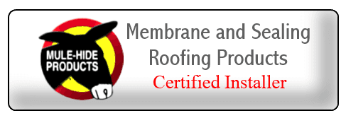 Membrane and Sealing Roofing Products Certified Installer - Logo