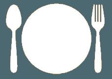 dinner plate bullet point