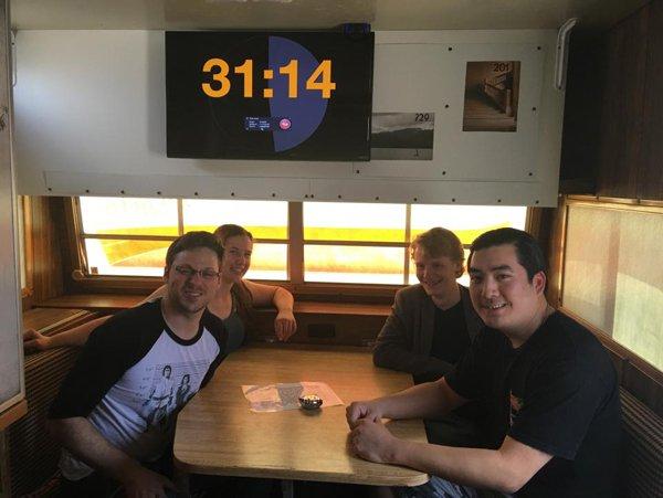 Mobile Escape Room Team