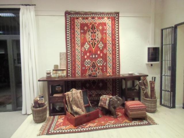 Tappeto e Kilim Lorestan, Cuscini Caucasici Antichi Azerbaijan e Shiraki