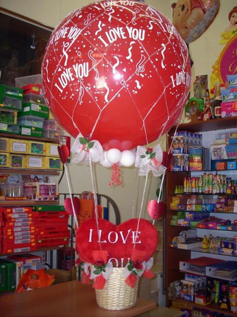 Volete sorprendere la vostra partner con dei palloncini in occasione di San Valentino? Recatevi da Happy Party.