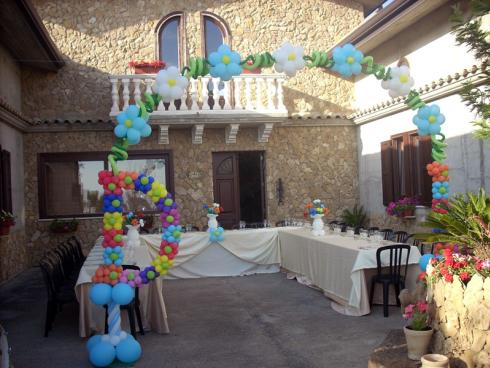 Addobbi per sale barrafranca caltanissetta agrigento - Tavoli addobbati per diciottesimi ...
