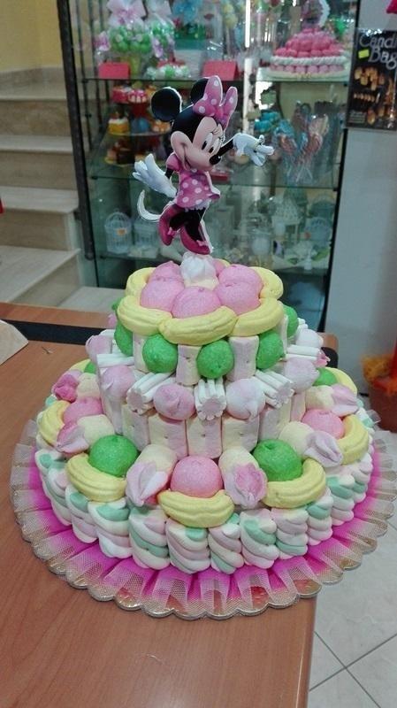 torta di marshmallow