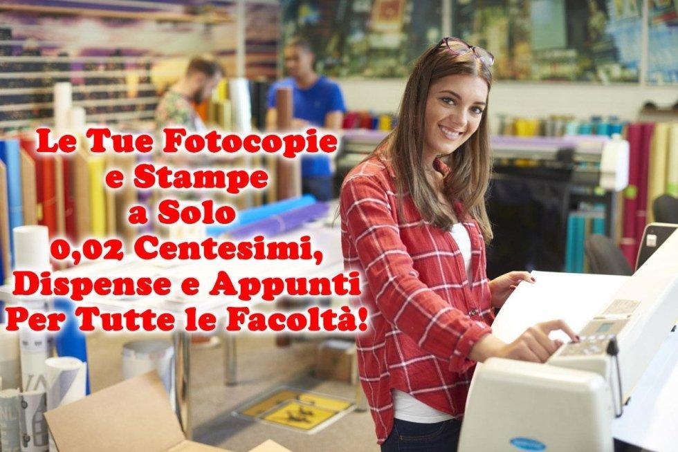 promozione fotocopie e stampe