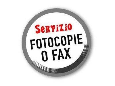 Servizio fax Messina