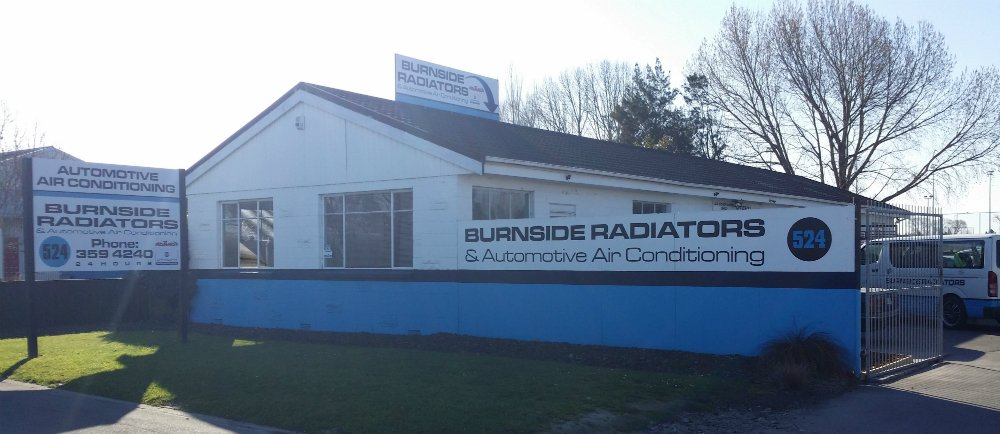 Burnside Radiators in Christchurch