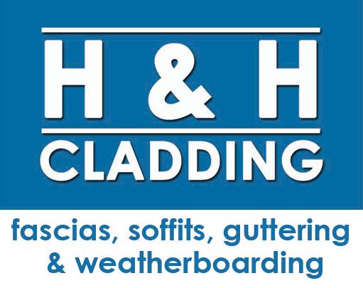 H & H Cladding logo