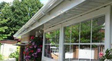 Slate roofing & guttering