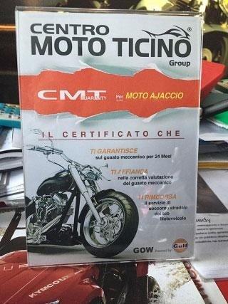 Centro moto Ticino