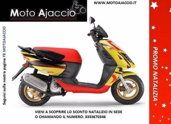 Aprilia Scarabeo 50 2t