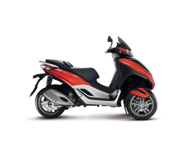 Piaggio Mp3 300 Ie Sport LT ABS (2014 - 16)
