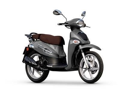 Kymco People 50 2t (2007 - 17)
